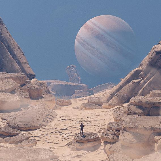 Heading to Jupiter