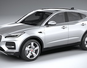 3D Jaguar E-Pace Regular 2021