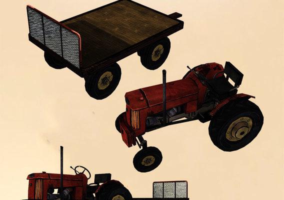 New 3d Models vehicle cartoons.