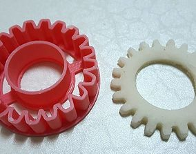 Cog Gear Engineering cookie cutter 3D printable model
