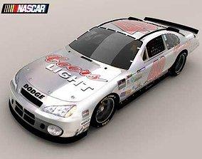 3D model NASCAR 7 2005