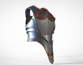 Link Fierce Deity armor from ZELDA 3D printable model 4