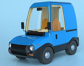 Toon Van 3D
