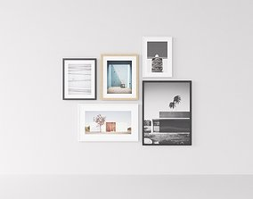 Picture Frames Architecture 3D model
