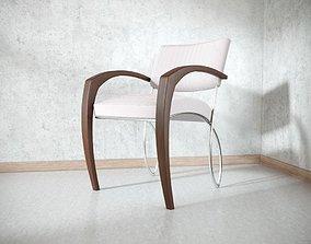 Contemporary Minimalistic Chair 3D PBR