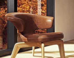 3D model Munich Chair