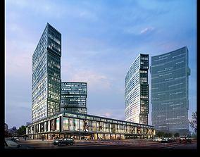 3d building 881
