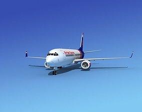 3D Boeing 737-800 Britain Express