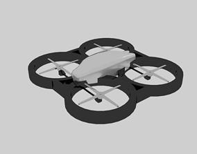 Drone Metal 3D model