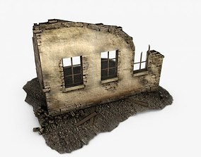 Building ruins 3D