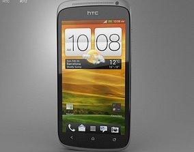 3D asset HTC One S