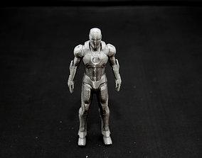 Iron Man STL 3D print model