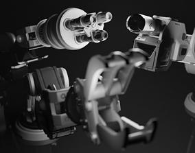 One robot welder and laser 3D