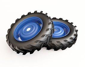 Wheel 08 3D