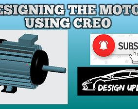 3D model How to create the MOTOR