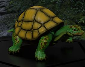 animated 3D Turtle