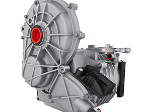 Electric Engine 3D i3