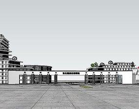 Region-City-School 71 3D