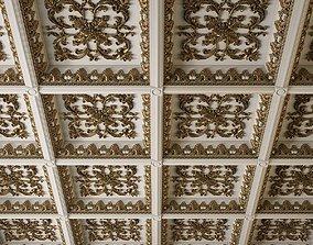 Decorative Ceiling Tile 3D