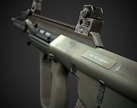 3D model AUG A3