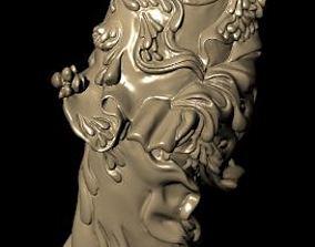 jewelry 3D print model The Bodhisattva