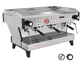 La Marzocco Linea PB 3 group coffee machine 3D model