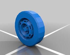 Renault 4L 3D printable model