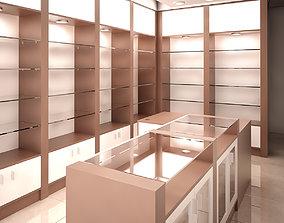 3D Pharmacy Interior 02