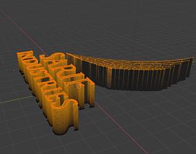 3D model Industries