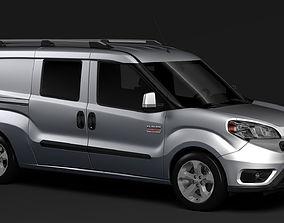 Ram ProMaster City Wagon SLT 2019 3D