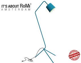 Barcelona Floor Lamp 3D model
