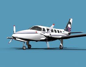 Special Order Piper PA-31-350 3D model