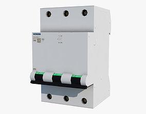 Lowpoly Siemens Fuse 3D model