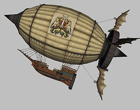 3D airliner Air Ship
