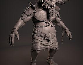 Fantasy Character 3D