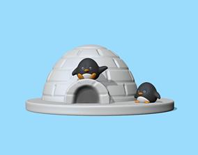 Igloo 3D printable model