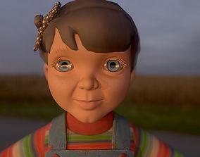 Jasmine doll 3D