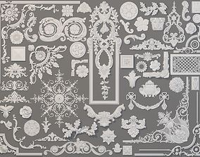 Carved Elements Collection -4 - 58 3D model