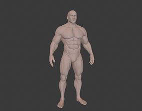 3D print model PowerMan