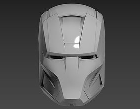 Avengers IRON MAN Mark 16 MK16 Helmet 3D print model