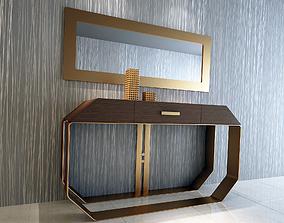 furniture 3D CONSOLE MODEL 3D model