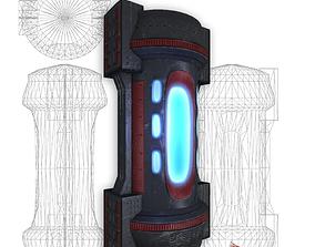 Force field generator 10 sci-fi 3D model