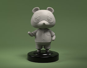 3D printable model Evil Tom Nook - Animal Crossing Figure