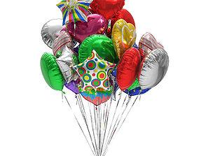 3D Foil balloons