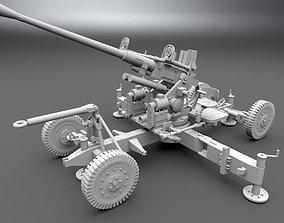 Bofors 40mm Cannon Scale Model