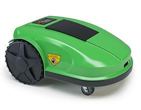 Robotic Lawn Mower S520 3D model