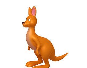 toon Kangaroo 3D