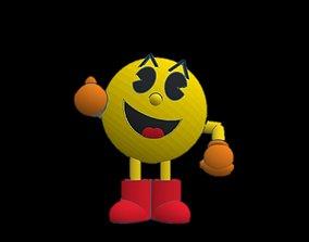 3D printable model Pac Man