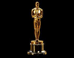 3D printable model Oscar Award Statue print