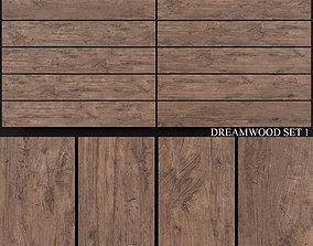 3D model Yurtbay Seramik Dreamwood Set 1